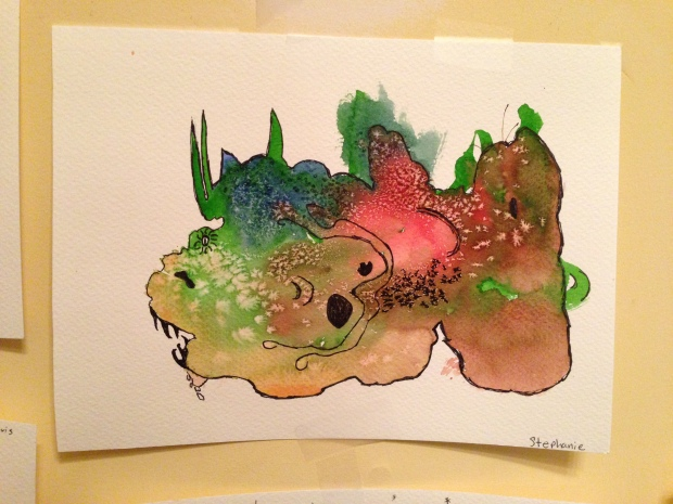 art project water color 1