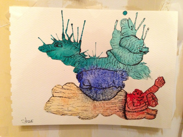 art project water color 9