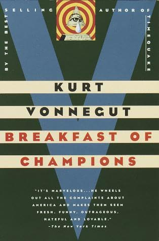 breakfast of champions cover