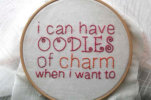 oodles of charm