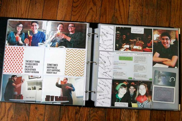 project life pages