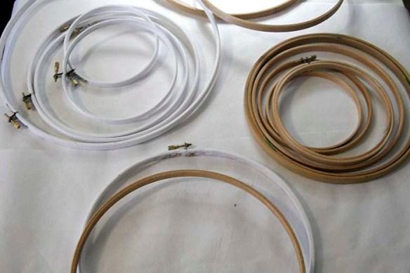 painted hoops