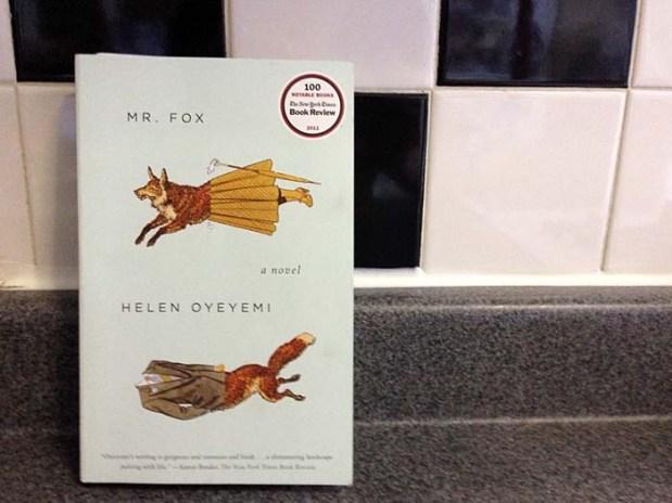 mr fox book