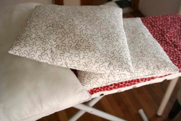 pillow forms from ikea