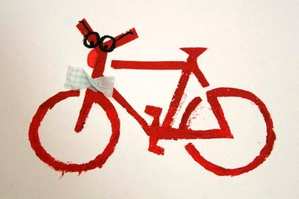 friendly bike