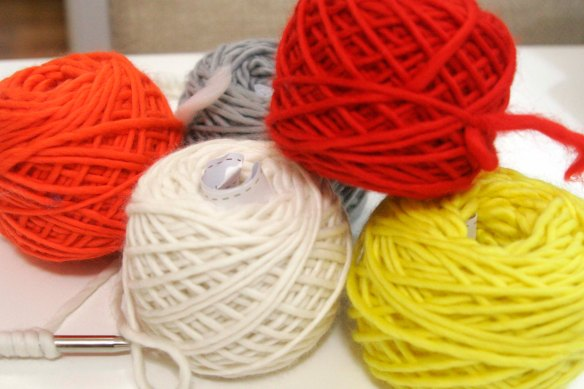 yarn for blanket