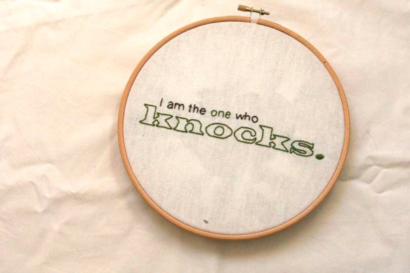 breaking bad embroidery