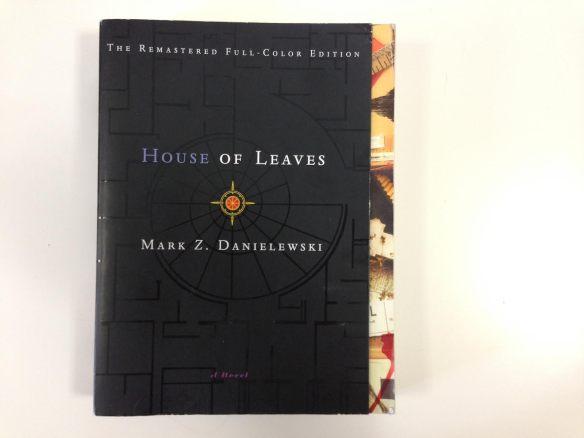 house of leaves by mark danielewski