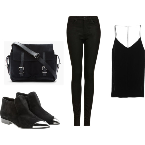 what would death wear on polyvore