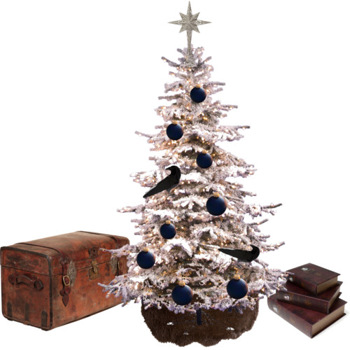 jon snow christmas tree