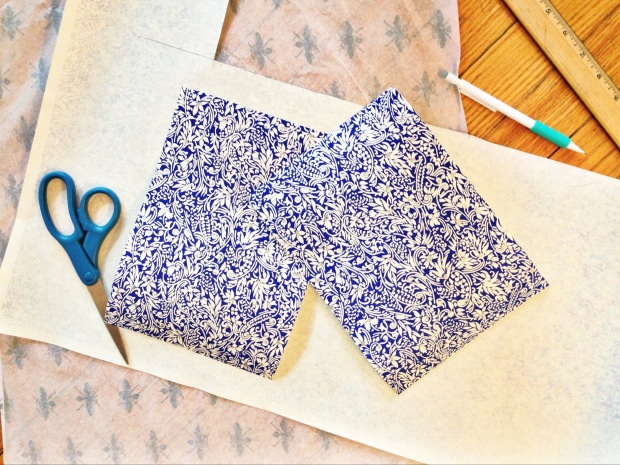 decorative paper project