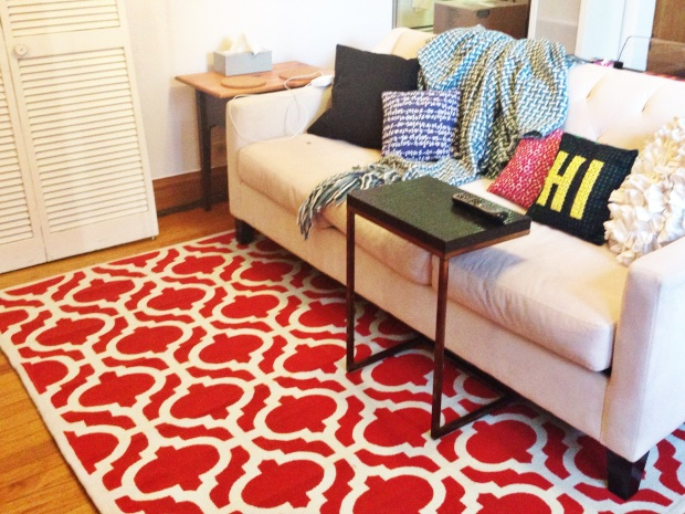 rug from target