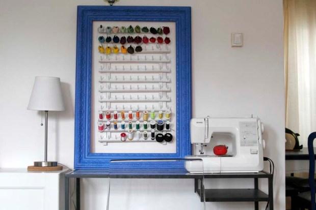 sewing rack